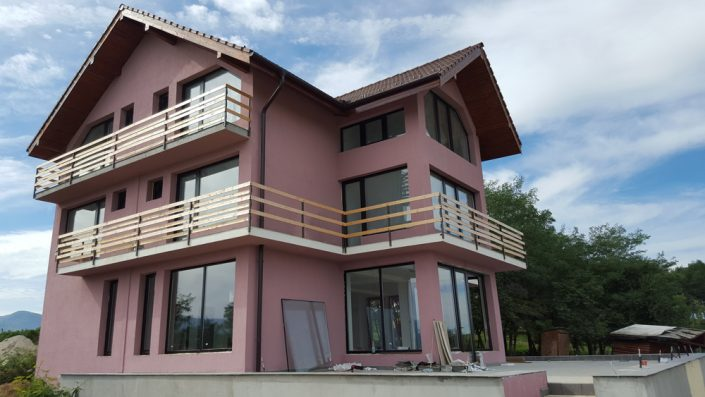 tamplarie casa PVC
